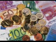 Geld, euromunten en eurobriefjes